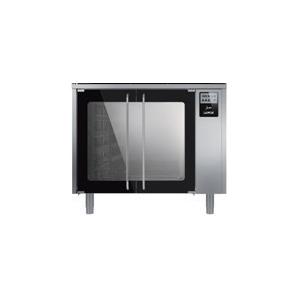 Шкаф расстоечный, 12х(600х400мм), 2 двери распашные стекло, +30/+90С, нерж.сталь, 220V, ножки, электрон.упр., увлажнение