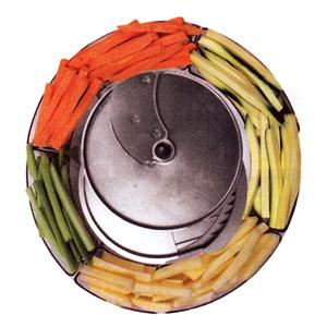 Диск-нож для овощерезки-куттера R502, R652 и овощерезки CL50, CL50 Ultra, CL 52, CL 55, CL 60, CL 50 Gourmet, картофель фри 10х16мм