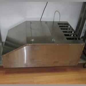 Фильтр для попкорн-аппарата MACHO POP, опытный образец №2