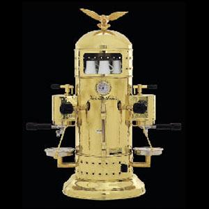Кофемашина-полуавтомат, 2 группы, бойлер 7.6л, латунь, 220В