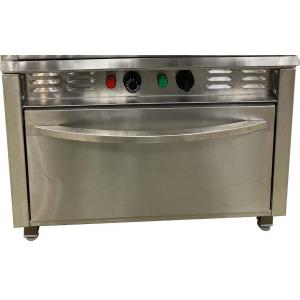 Шкаф жарочный для плит ИПП-410145, ИПП-440145, ИПК-440145, 3GN1/1, нерж.сталь