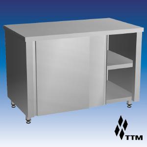 STBK-150/6 - стол-тумба, двери-купе