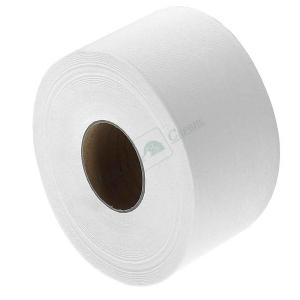 Бумага туалетная 2-слойная с перфорацией белая целлюлоза