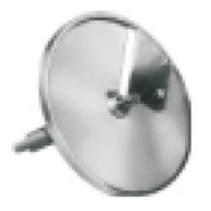 Диск-слайсер для насадки-овощерезки UT. T/CUB.A, кольца и кружочки  6мм