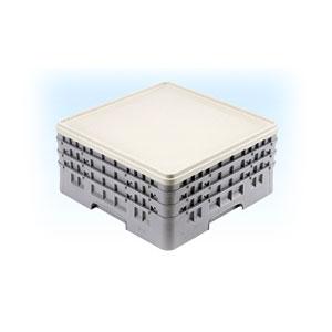Крышка для кассет L 50см w 50см h 2,4см, светло-серый полипропилен