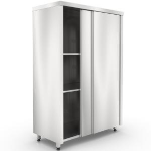 ШЗК-120/6 - шкаф кухонный закрытый, двери-купе