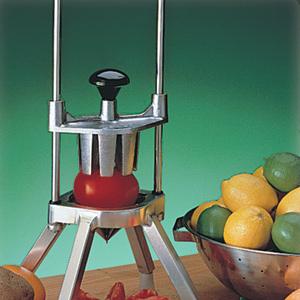 Аппарат механический д/нарезки яблок и груш на 8 долек