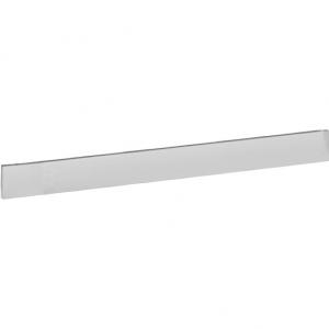 Плинтус фронтальный для линии раздачи, L0.75м, нерж.сталь, серия GISELF Elite