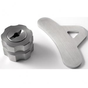 Клапан для вакуумного пакета, для датчика-термощупа