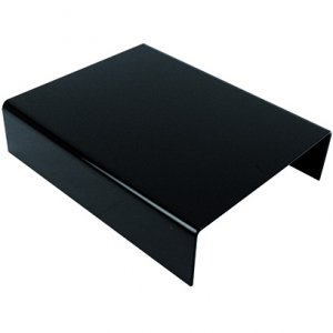 Подставка-стенд L 30,5см w 25см h 7,5см, пластик черный
