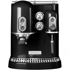 Кофемашина Artisan Espresso, 2 бойлера, черная