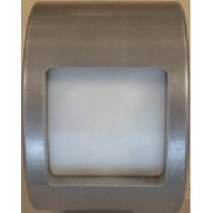 Барабан для аппарата котлетного С/E 652, С/E 653, 1 отверстие 100х100мм (квадрат), нерж.сталь+алюминий