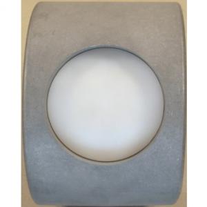 Барабан для аппарата котлетного С/E 652, С/E 653, 1 отверстие D100мм (круг), нерж.сталь+алюминий
