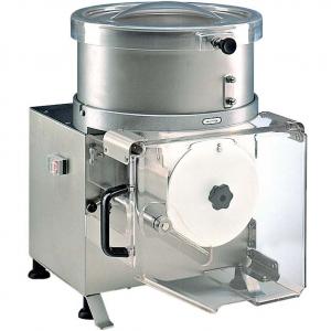 Аппарат котлетный автоматический настольный, 1000шт./ч, бункер 18л, корпус нерж.сталь+алюминий, барабан «круг  90»