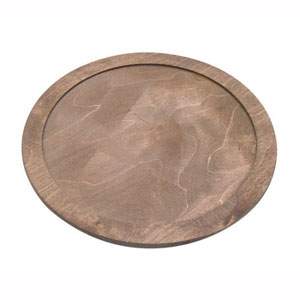 Подставка для сковороды D 25,5см h 2см, дерево