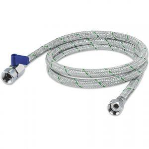 Шланг подключения, G3/4» - G3/4», DN13, 2.0м, пластик, для фильтров PURITY Clean/Steam