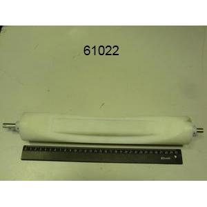 Валик копировальный сменный для РК-2.1.3 (круглый блин D30см), D56х391мм, капролон (полиамид 6) и нерж.сталь