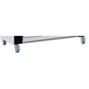 Подставка под гриль для кур Millenium 1375.8M*, 1375х565х160мм, рама, колеса