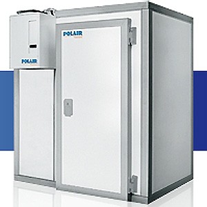Камера холодильная Шип-Паз,   6.61м3, h2.20м, 1 дверь расп.универсальная, ППУ80мм