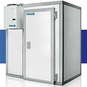 Камера морозильная Шип-Паз,   9.00м3, h2.24м, 1 дверь расп.универсальная, ППУ100мм