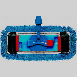 Держатель для мопа SANI (63087), полипропилен синий