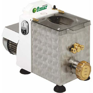 Аппарат электрический для макаронных изделий, настольный,  5кг/ч, бункер 1,5кг, белый, 220V, без матриц