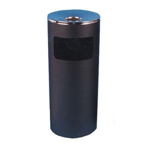 Урна-пепельница D 25см h 60см напольная черная