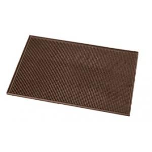 Коврик барный L 45см w 30см, коричневый