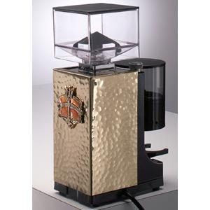 Кофемолка-полуавтомат, бункер 0.25кг, 5кг/ч, латунь