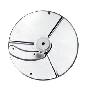 Диск-слайсер для овощерезки-куттера R211 XL, R211 XL Ultra, R301 Ultra, R402 и овощерезки CL20, CL30 Bistro, CL40, кружочки и колечки, срез 2.0мм