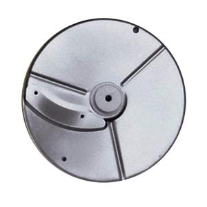 Диск-слайсер для овощерезки-куттера R211 XL, R211 XL Ultra, R301 Ultra, R402 и овощерезки CL20, CL30 Bistro, CL40, кружочки и колечки, срез 4.0мм