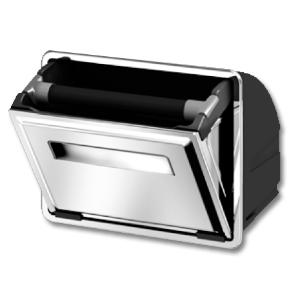 Модуль встраиваемый для отходов кофе, 1 ящик, для установки в модуль барный