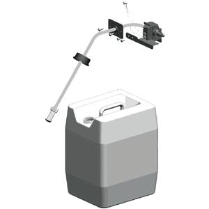 Устройство для подачи воды для печей конвекционных ALFA43GH, ALFA143GH, ALFA144GH, 5л