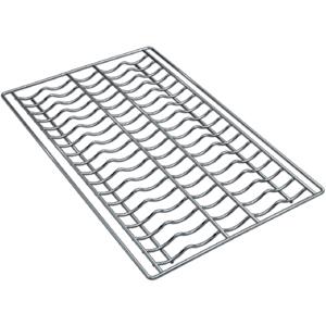 Решетка для багетов для печей конвекционных ALFA142-144, ALFA241, ALFA341, 600х400мм, хромированная, комплект 4шт.