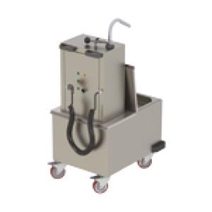 Система фильтрующая передвижная д/масла, насос, к DBR, 75л