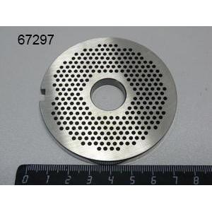 Решетка Unger для мясорубки серии 12, D2.0мм, нерж.сталь