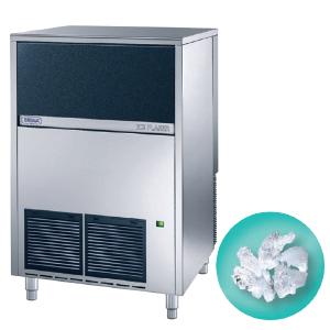 Льдогенератор для гранулированного льда,  150кг/сут, бункер 55.0кг, возд.охлаждение, корпус нерж.сталь