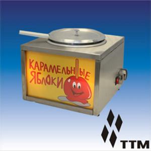 Аппарат для приготовления карамели для карамелизированных яблок, подсветка, мод.2013г.