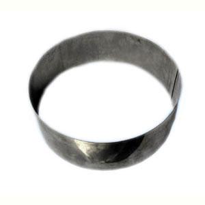 Форма для торта КРУГ D 24см h 5см, нерж.сталь