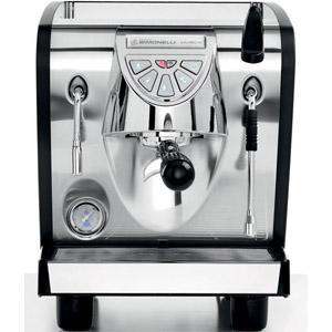 Кофемашина-автомат, 1 группа, бойлер 2л, серебр., отд.черная