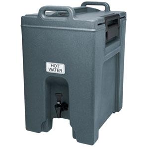 Термоконтейнер для напитков ULTRA 39,7л L 52см w 41,5см h 65,5см, синевато-серый