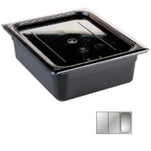 Гастроемкость GN1/3х150, черный поликарбонат