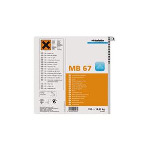 Наполнитель ионно-обменный для полной деминерализации WINTERHALTER MB 67
