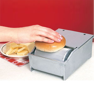 Аппарат для нанесения масла на тосты, булочки, без нагрева