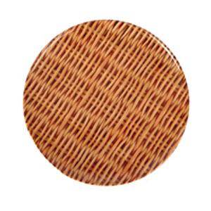 Блюдо для выкладки ПЛЕТЕНИЕ D 26,7см, пластик
