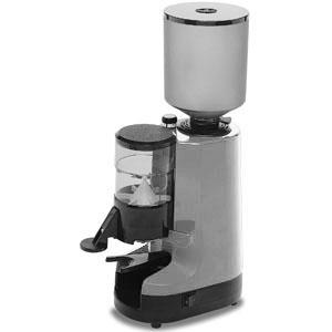 Кофемолка-автомат, бункер 1кг, 9кг/ч, хром
