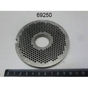 Решетка для мясорубки LM-98 Unger, нерж.сталь, отверстия  3.0мм