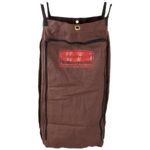 Мешок L 83,8см w 26,6см h 42,7см для белья, тканевый коричневый