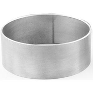 Матрица порционная для пакета вакуумного,  97х97х18мм, нерж.сталь