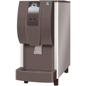 Льдогенератор-диспенсер для гранулированного льда,  60кг/сут, бункер 1.9кг, возд.охлаждение, корпус нерж.сталь, форма «кубик»